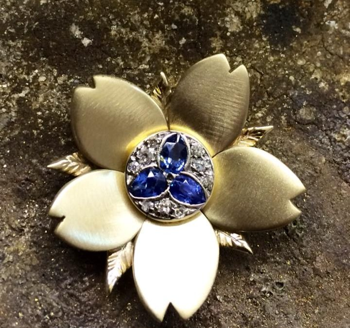 A Brooch For All Seasons